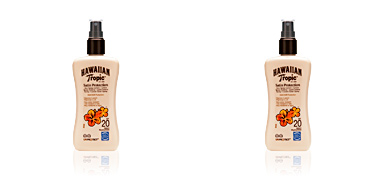 Corpo SATIN PROTECTION sun lotion SPF20 spray Hawaiian Tropic