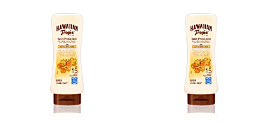 Corporais SATIN PROTECTION ultra radiance sun lotion SPF15 Hawaiian Tropic