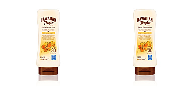 Corps SATIN PROTECTION ultra radiance sun lotion SPF30 Hawaiian Tropic