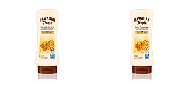 Corpo SATIN PROTECTION ultra radiance sun lotion SPF50+ Hawaiian Tropic