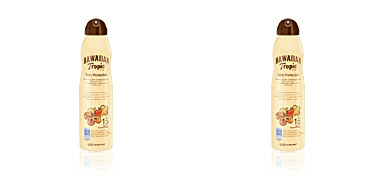 SATIN ultra radiance bruma SPF15 spray Hawaiian Tropic