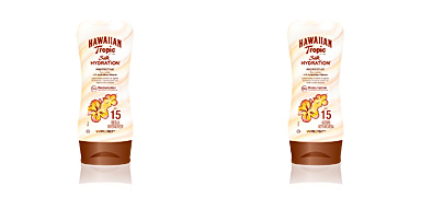 SILK sun lotion SPF15 Hawaiian Tropic