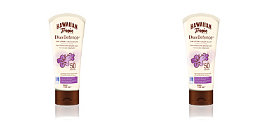 Faciais DUO DEFENCE sun lotion SPF50+ Hawaiian Tropic
