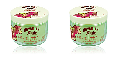 Lichaam AFTER SUN BODY BUTTER exotic coconut Hawaiian Tropic