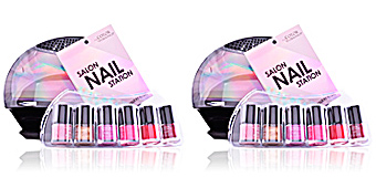 Nail polish set SALON NAIL STATION #black The Color Workshop