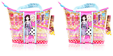 BARBIE EXPRESS YOURSELF! BEAUTY TOTE SET Barbie