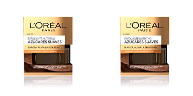 Esfoliante facial AZÚCARES SUAVES exfoliante nutritivo L'Oréal París