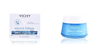 Face moisturizer AQUALIA THERMAL crème rehydratante riche Vichy