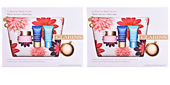 Anti aging cream & anti wrinkle treatment ONLY THE BRAVE TATTOO SET Clarins