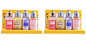 Shower gel QUATOR SHOWER GELS LOTE L'Occitane