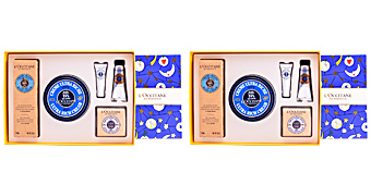 Hand cream & treatments VISIONNAIRE CRÈME SET L'Occitane