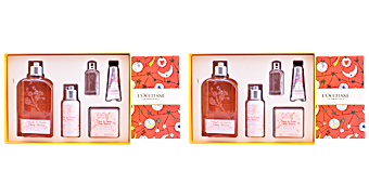 Jabón perfumado FLEURS DE CERISIER LOTE L'Occitane