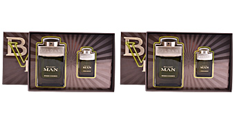 BVLGARI MAN WOOD ESSENCE set Bvlgari