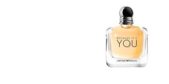 BECAUSE IT'S YOU eau de parfum spray Armani
