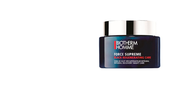 Cremas Antiarrugas y Antiedad FORCE SUPREME black regenerating care Biotherm