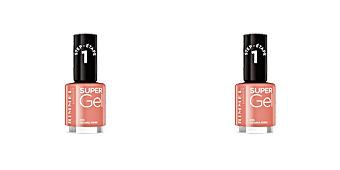 KATE SUPER GEL nail polish Rimmel London