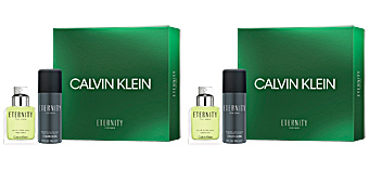 Calvin Klein ETERNITY FOR MEN ZESTAW perfum