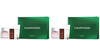 Calvin Klein EUPHORIA MEN COFFRET parfum