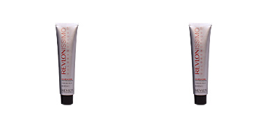 Tintes REVLONISSIMO Color & Care High Performance #7,45 Revlon