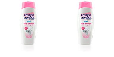 Body moisturiser INFANTIL loción hidratante Instituto Español