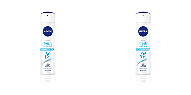 0% ALUMINIUM fresh natural deo spray Nivea