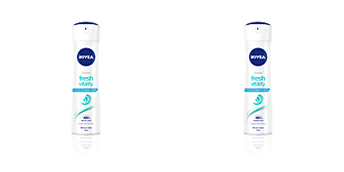 Desodorante 0% ALUMINIUM FRESH VITALITY deodorant spray Nivea