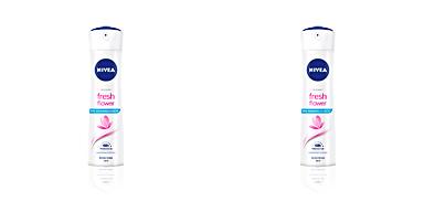 Desodorante 0% ALUMINIUM FRESH FLOWER deodorant spray Nivea