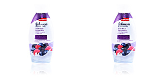 Hidratante corporal VITA-RICH ENERGIZANTE FRAMBUESA loción corporal Johnson's