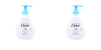 BABY head to toe rich moisture wash Dove