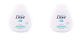 Body moisturiser BABY body lotion sensitive skin Dove