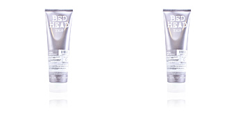 Exfoliant capillaire BED HEAD reboot urban anti-dotes scalp shampoo Tigi