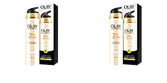 Anti aging cream & anti wrinkle treatment TOTAL EFFECTS textura ligera crema de día SPF15 Olay