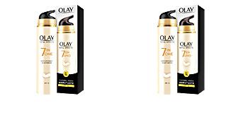 Cremas Antiarrugas y Antiedad TOTAL EFFECTS textura ligera crema de día SPF15 Olay