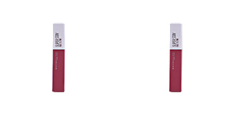 Lipsticks SUPERSTAY matte ink Maybelline