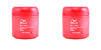 Mascarilla para el pelo BRILLIANCE mask fine/normal hair Wella