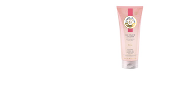 Shower gel ROSE gel douche apaisant Roger & Gallet