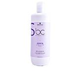 Champú antiencrespamiento BC KERATIN SMOOTH PERFECT micellar shampoo Schwarzkopf
