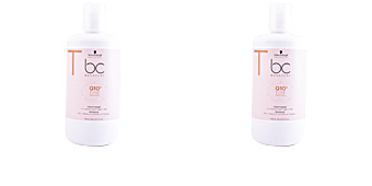 Tratamiento hidratante pelo BC TIME RESTORE Q10+ treatment Schwarzkopf