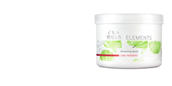 Hair mask for damaged hair ELEMENTS renewing mask Wella