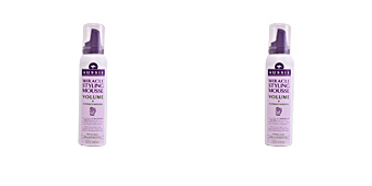 Producto de peinado VOLUME & CONDITIONING styling mousse Aussie
