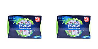 Tampones TAMPAX PEARL COMPAK tampón super Tampax