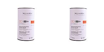 CC Crème CC CREAM anti-manchas piel sensible SPF50+ Bella Aurora