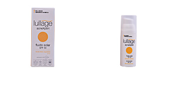 Faciales ACNEXPERT fluido solar SPF50 Lullage