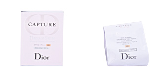Foundation makeup CAPTURE TOTALE DREAMSKIN perfect skin cushion refill Dior
