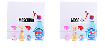 FRESH COUTURE SET Moschino