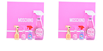FRESH COUTURE PINK LOTE Moschino