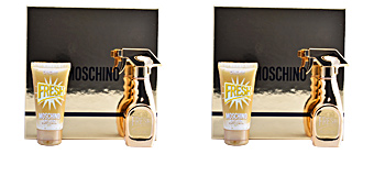 Moschino FRESH COUTURE GOLD LOTE perfume