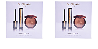 Bronzing powder TERRACOTTA  SET Guerlain