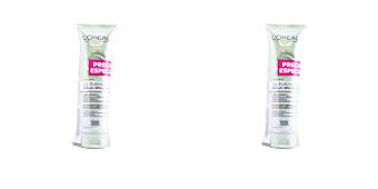 Face scrub - exfoliator ARCILLAS PURAS gel purificante eucalipto L'Oréal París
