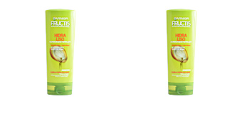 Hair straightening products FRUCTIS HIDRA LISO 72H acondicionador Garnier